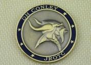 Custom coins | us army jrotc custom coins