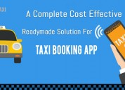 Taxi booking app development company | hire online