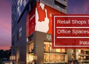 Buy retail shops & office spaces @ ats kabana high