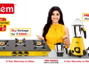 Buy online gas stove and kitchen appliances – vidi