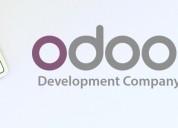 Odoo web & app development services - drcsystems