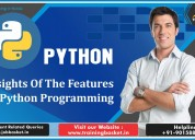 Best python training institutes in noida/delhi