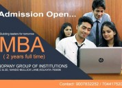 Mba courses in kolkata. best mba colleges