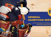 Specialist plumbing services   handyman services  