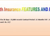 5 pc health insuarance project