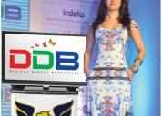 Priya golani brand ambassador of ddb