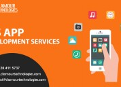 Ios app development service in noida