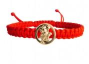 Ik Onkar Gold Bracelet For Men