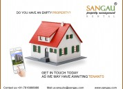 Best property management company in bangalore-sang