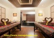 Get best body massage at massage by girls center