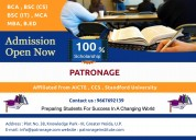 Admission in mca at top mca college in noida – pat