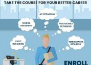 Automobile repairing course - careskillsacademy