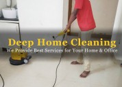 Reliable deep house cleaning services whitefield