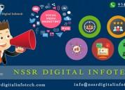 Digital marketing company in hyderabad | nssr digi