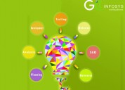 Git infosys - web designing and web development co
