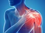 Shoulder pain relief spray