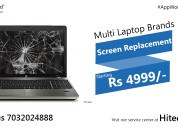 Multibrand Laptops Screen Replacement Offer | AppW