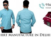 Branded shirts manufacturer in delhi | 9560897694