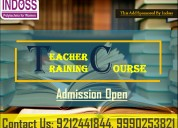 Nursery teacher training course in delhi 2019