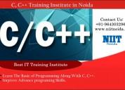 C c++ training institutes in noida |sec 62 noida