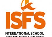 Good domestic training institutes hyderabad | isfs
