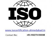 Top class iso certification consultant in ahmedaba