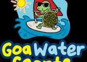 Goa water sports activities