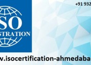 Iso registration process consultant
