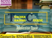 correspondence primary Teacher training course