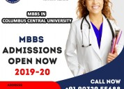 Study in Europe(UKRAINE) with affordable Fees -Admission open