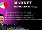 Why we need market research