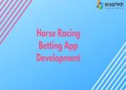 Best horse racing betting app development company
