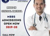 Study medicine in central america