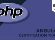 Best 100% job placement assistance | php training