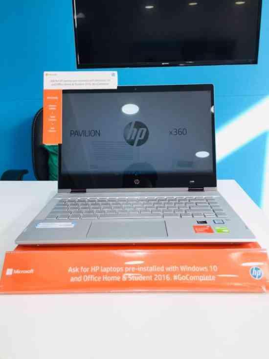 HP 15 Intel Core i5 15.6-inch Full HD Laptop