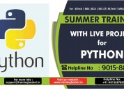 Python certification training for data scienc