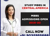 Mbbs at central america