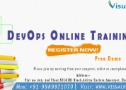 Devops project training in hyderabad