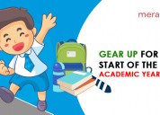 Gear up for the start of the new academic year