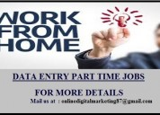 Work from home without