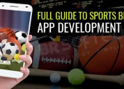 Sport betting game website & app development compa