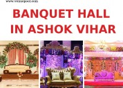 Birthday party venues in ashok vihar