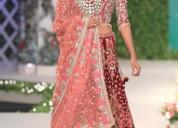 Designer reception lehengas, sarees, gowns - aza