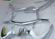 Mercedes 300sl bumper (1957-1963) in stainless ste