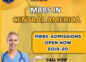 Top mbbs colleges in central america