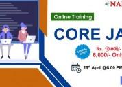 Best core java online training institute-naresh it
