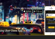 Best taxi booking software development company in