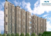 Get luxurious apartments at mahagun montage