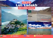 Ladakh honeymoon tour packages at lowest price in