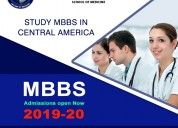 Mbbs universities in central america